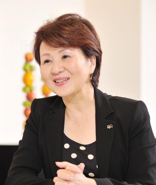 weco監修者 株式会社 オフィース・マリアージュ 代表取締役安部 トシ子