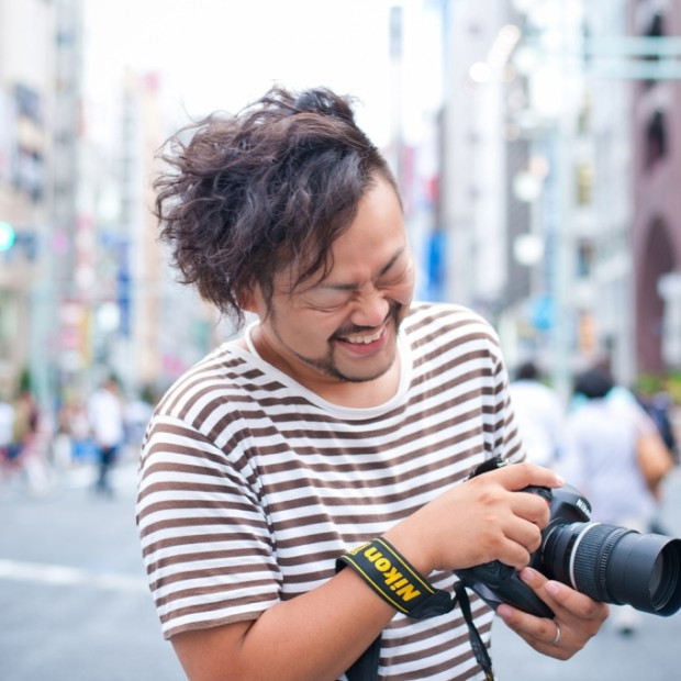 株式会社ギリフォトワークス 代表取締役 ウエディングフォトグラファー片桐 裕二