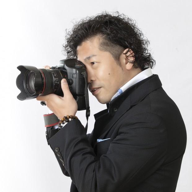 株式会社アンズフォト 代表取締役 クリエイティブウェディングフォトグラファー安澤 剛直