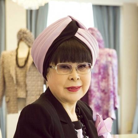 NPO法人 全日本ブライダル協会 会長桂 由美