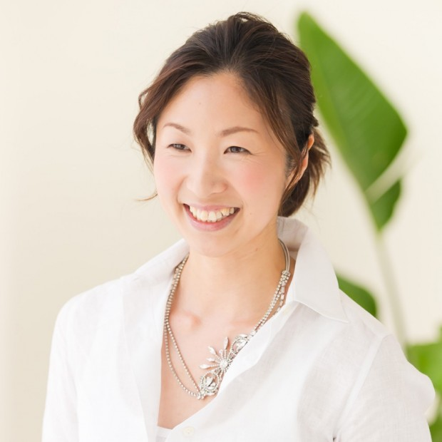 LIBRA WEDDINGS Inc. 代表/プロデューサー Big smile wedding プロデューサー上野 由賀里
