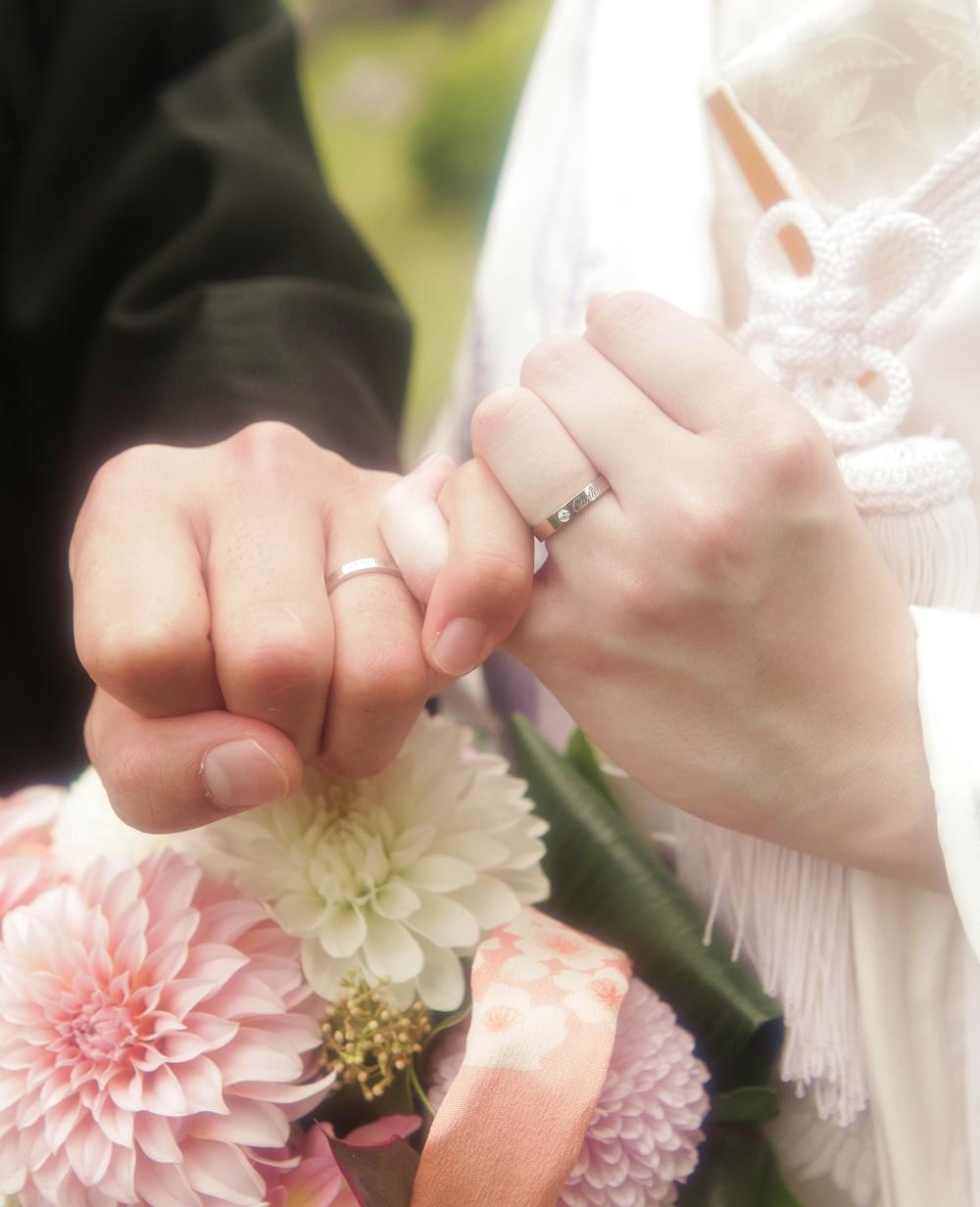 庭園美術館で叶えた結婚式