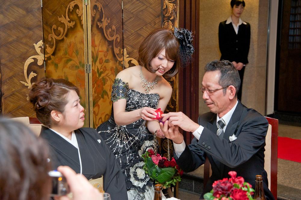 お二人の趣味を表現した結婚式
