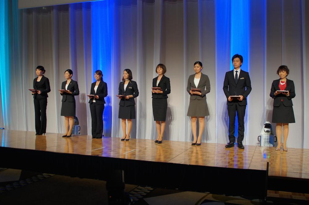 「いい結婚式」のプランニングコンテスト「Good Wedding Award 2014」でウェコ 山本恵さんの【おひさま結婚式】がグランプリを受賞しました3