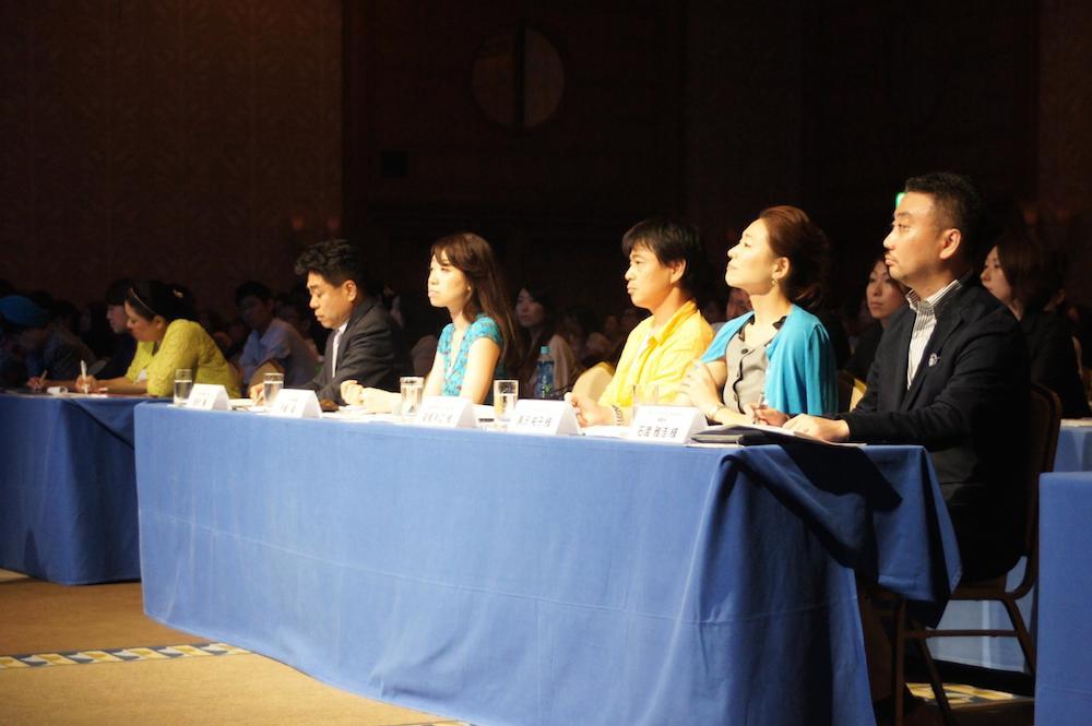 「いい結婚式」のプランニングコンテスト「Good Wedding Award 2014」でウェコ 山本恵さんの【おひさま結婚式】がグランプリを受賞しました4