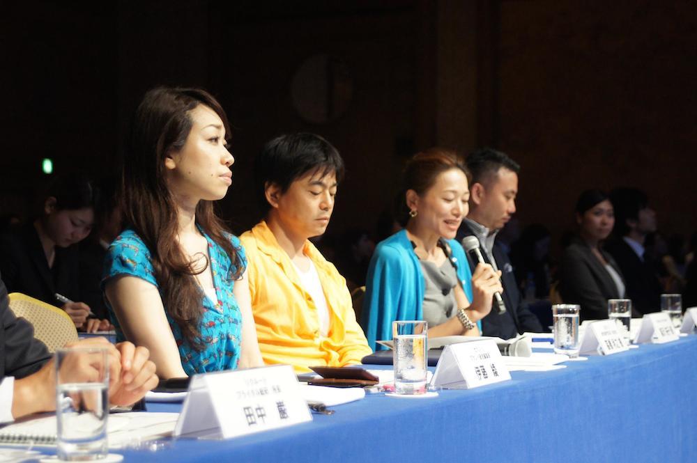 「いい結婚式」のプランニングコンテスト「Good Wedding Award 2014」でウェコ 山本恵さんの【おひさま結婚式】がグランプリを受賞しました8