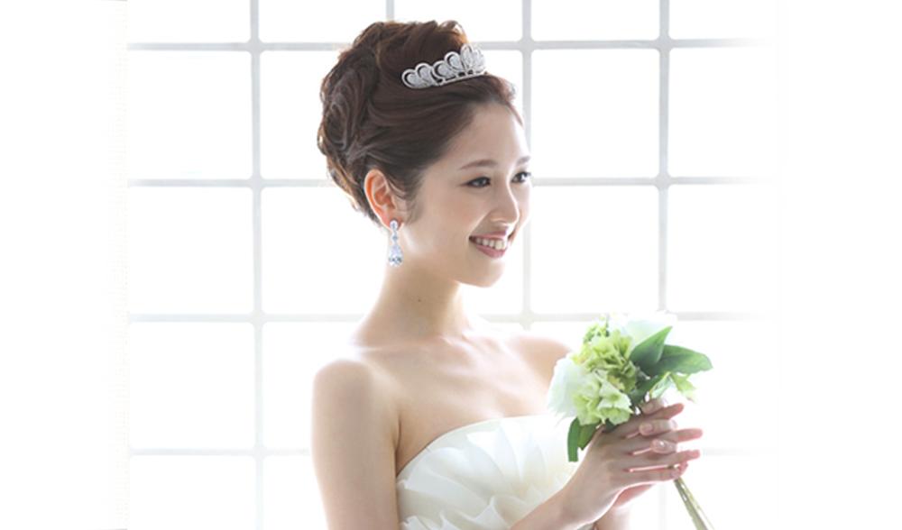花嫁の笑顔が最高の喜び