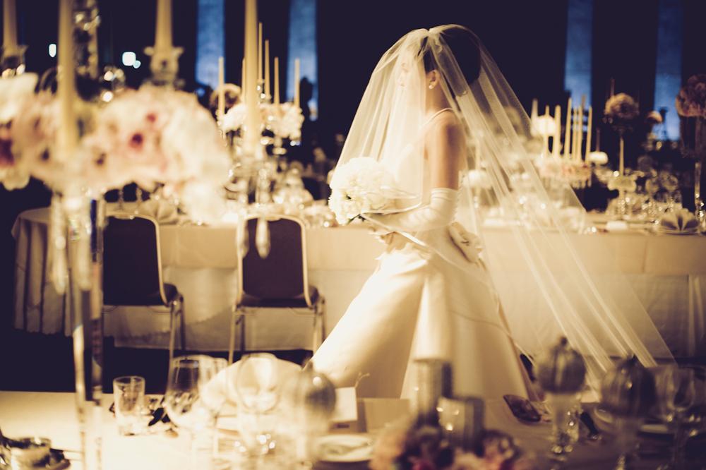欧米スタイルで完全オーダーメイドな結婚式を創り上げます。