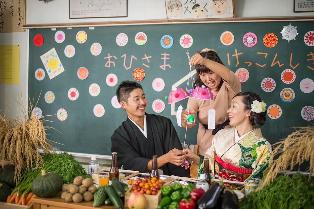 おひさま結婚式 〜みなさまの温かな笑顔に照らされて〜 「いい結婚式」のプランニングコンテスト Good Wedding Award 2014グランプリ17
