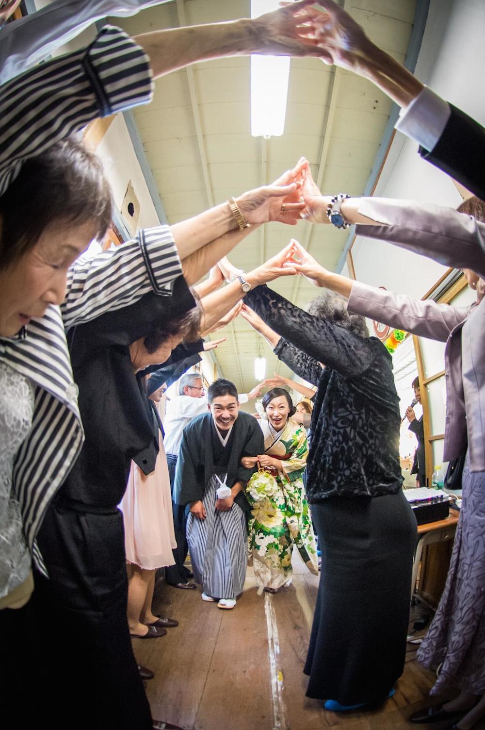 おひさま結婚式 〜みなさまの温かな笑顔に照らされて〜 「いい結婚式」のプランニングコンテスト Good Wedding Award 2014グランプリ22