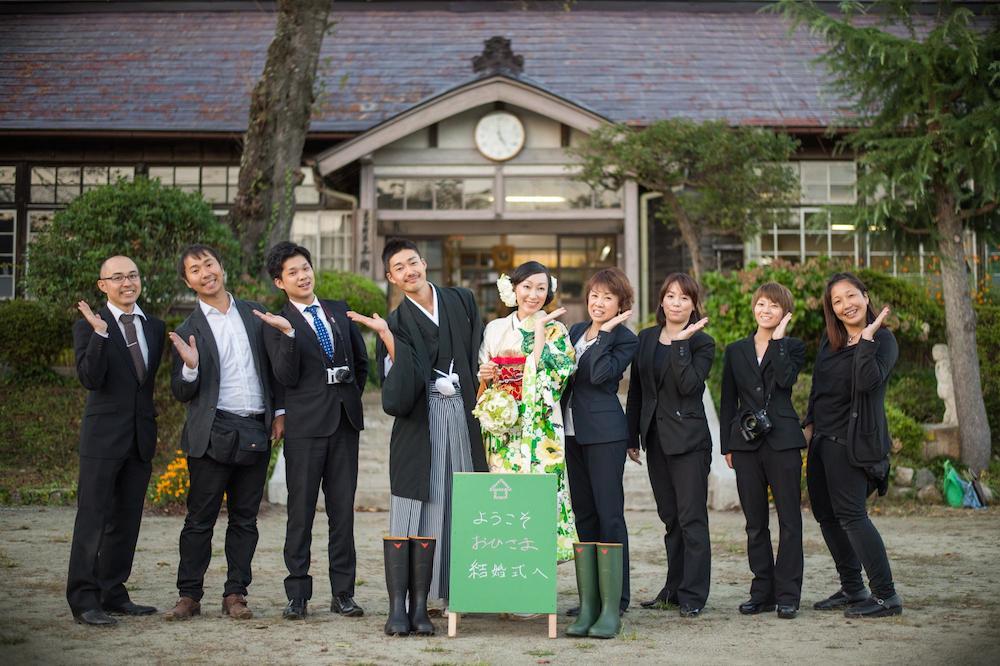 おひさま結婚式 〜みなさまの温かな笑顔に照らされて〜 「いい結婚式」のプランニングコンテスト Good Wedding Award 2014グランプリ24