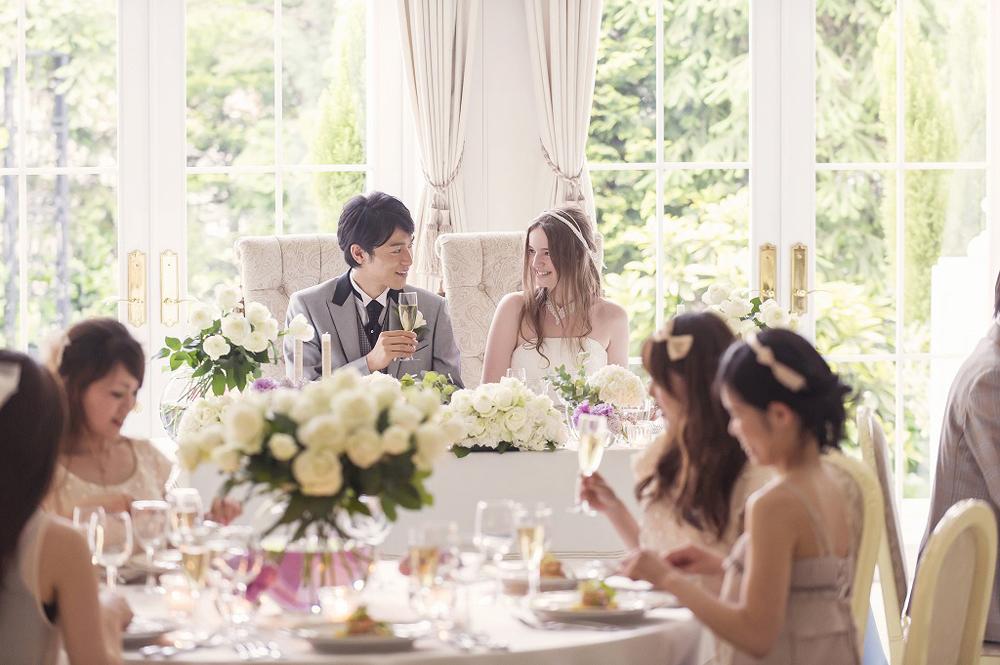 【アフィーテ目黒】結婚式・パーティ会場の紹介
