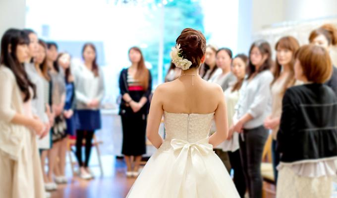 美しく輝く花嫁となる日のために心を込めてトータルスタイリングいたします!
