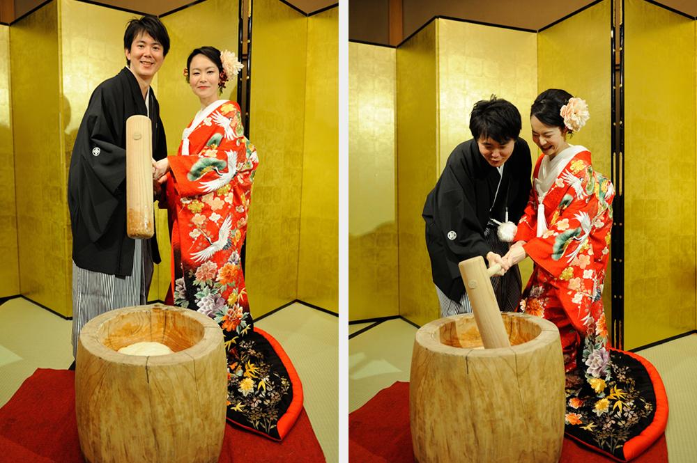 親族との親睦を大切にした結婚式