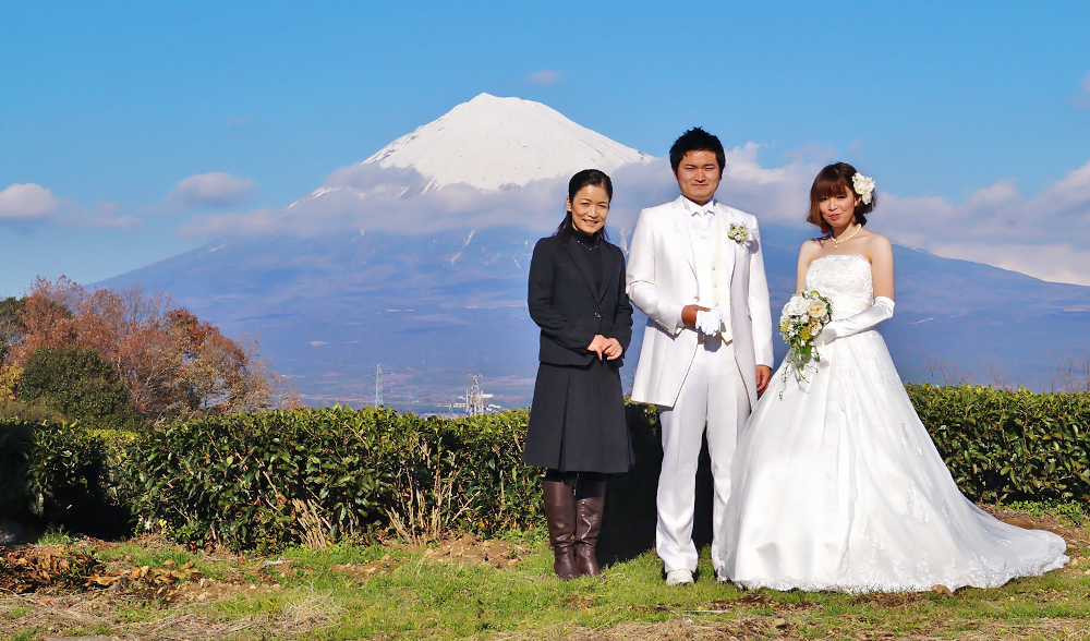 世界にたったひとつしかないおふたりの結婚式を一緒につくりましょう!