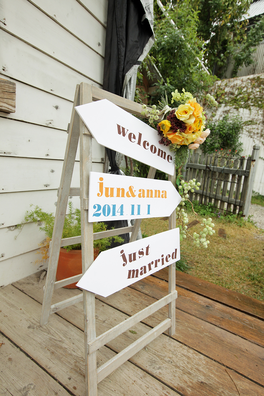 ハウススタジオにゲストをご招待!ハワイ挙式後の国内パーティ♪