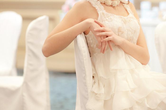 岡正子 ドレス作品集