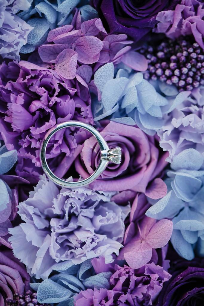 【Engagement ring 〜指輪や小物も素敵に残したい〜】