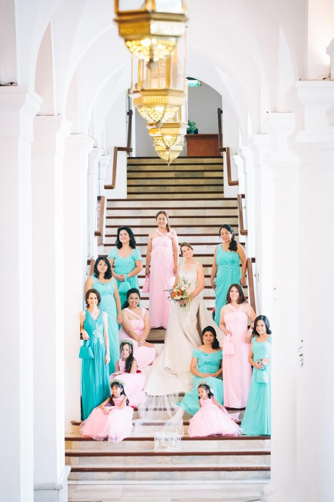 【海外世界遺産のチャペルで結婚式】