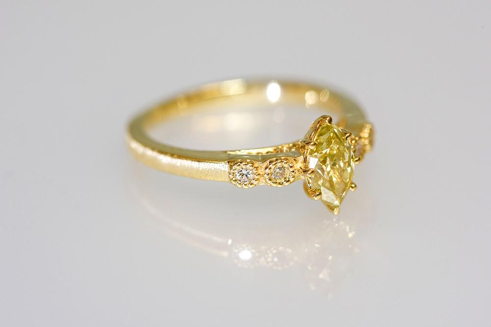 婚約指輪・結婚指輪をオーダーメイドしたカップルインタビュー