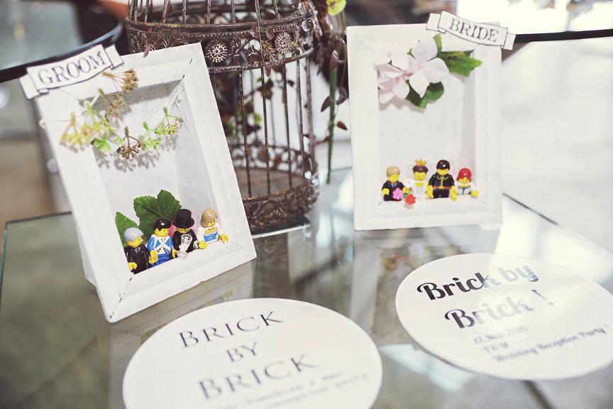 BRICK by BRICK !