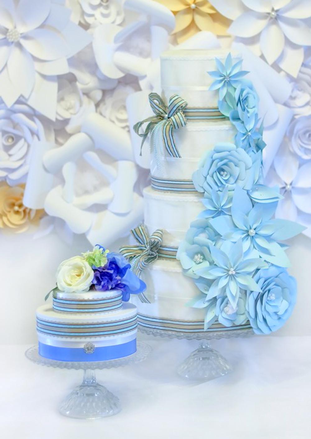 ベイビーシャワーを彩る「おむつケーキ」が大人気!