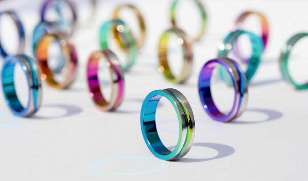 自由な発想でつくる、オーダーメイドの結婚指輪