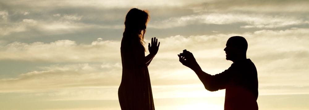 プロポーズの瞬間を記憶する「YES CAM®」