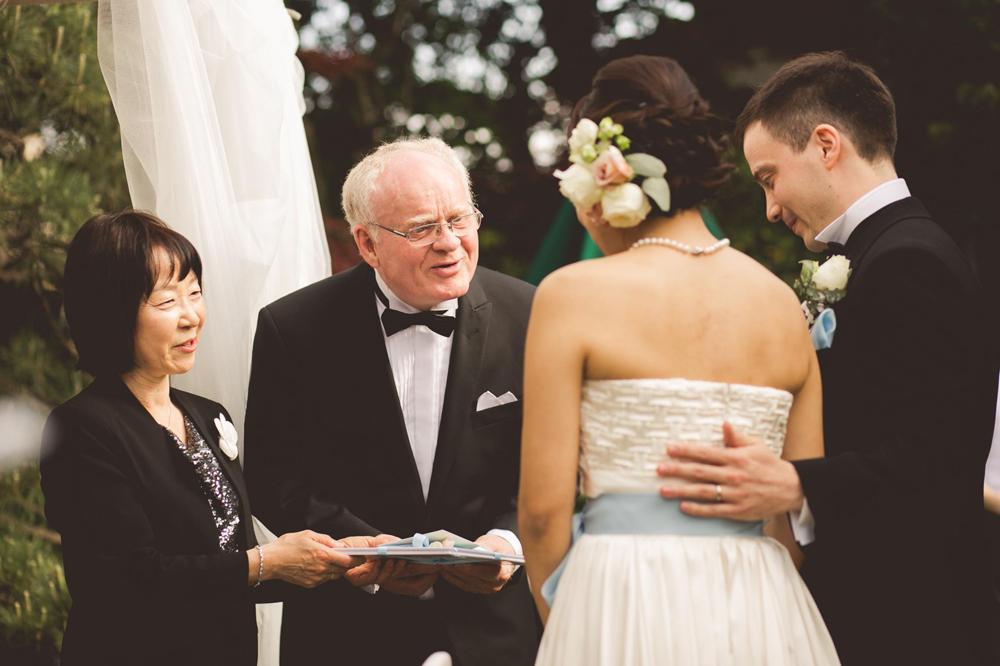 「いつも相手を側に感じられる、それが結婚指輪です」
