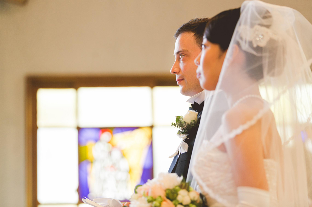 〜Smile Shower Wedding〜 国際派カップルの鎌倉結婚式