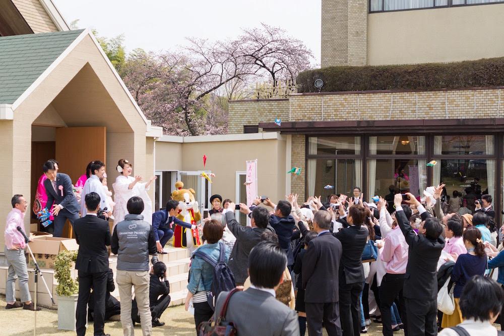 【weco取材レポート】第二回 犬山さくらウェディング