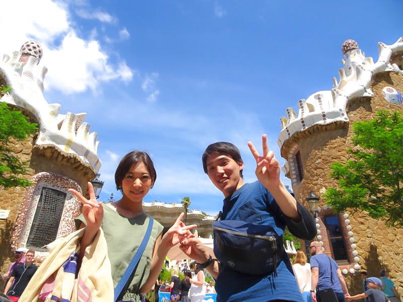 イタリア・スペインの至宝遺産を巡る<br />久さん&夏葵さん7日間オリジナルハネムーン