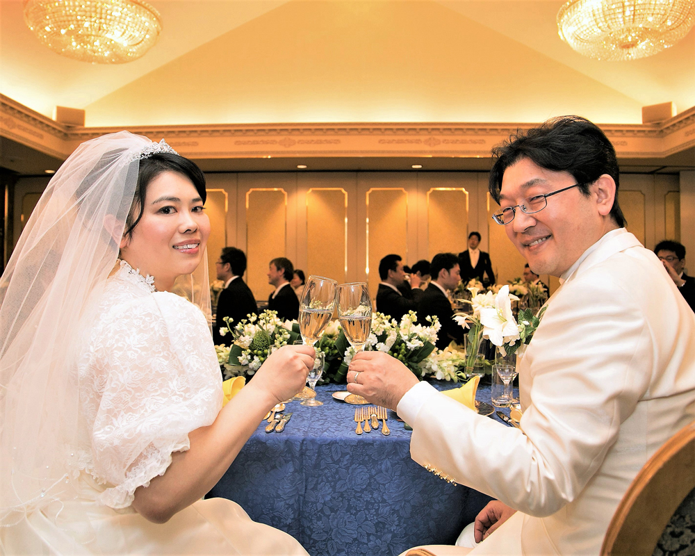 障害を持つカップルが結婚式をするということ