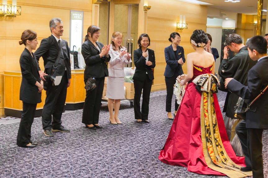互い家族の14人だからこそ特別な一日にしたい結婚式&親族との【宴】〜うたげ〜