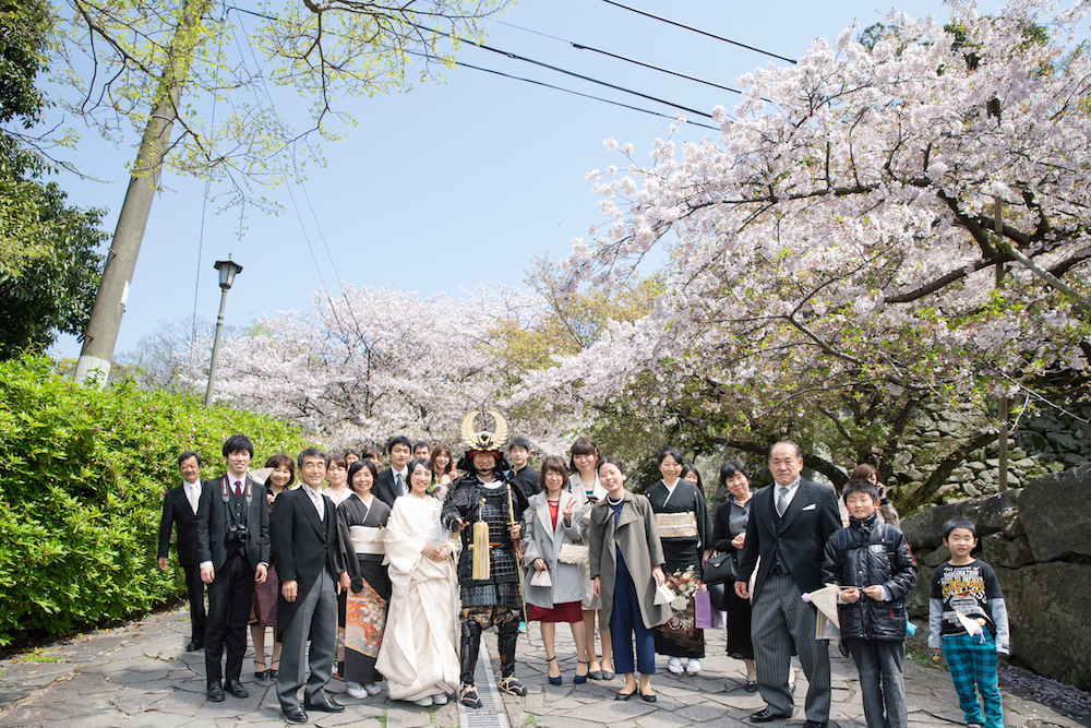 SAKURA PICNIC WEDDING
