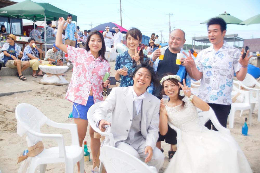 地元を愛する新郎の思いが叶えた、ふるさと結婚式